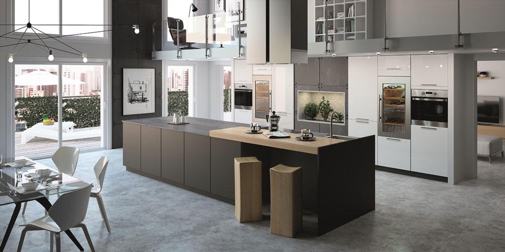 mod les chabert duval cuisines guillot. Black Bedroom Furniture Sets. Home Design Ideas